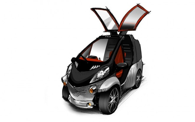 Toyota Smart Insect Concept Front Three Quarter 21 660x413