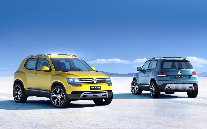 Volkswagen Taigun Concept Pair1