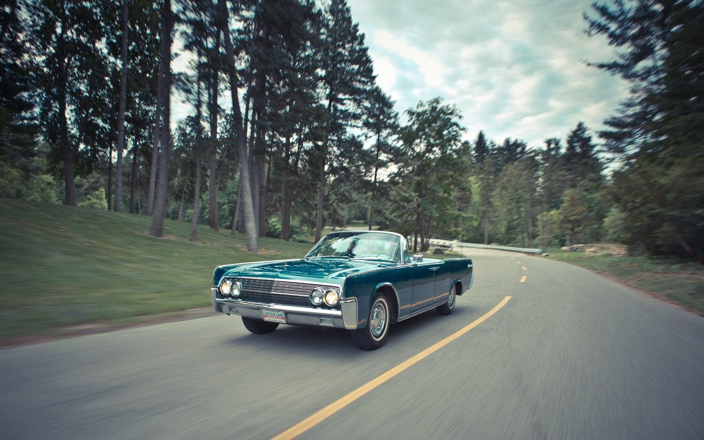 Collectible Classic: 1961-1963 Lincoln Continental - Automobile Magazine