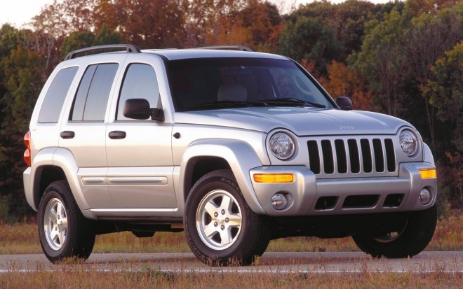 2002 Jeep Liberty Front Three Quarters View1 660x413