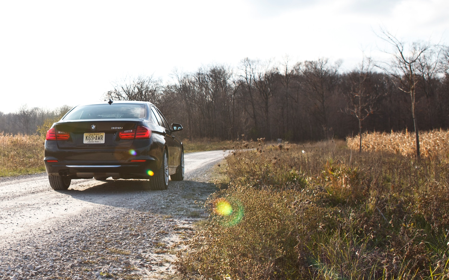 2012 BMW 328i Rear Right View1