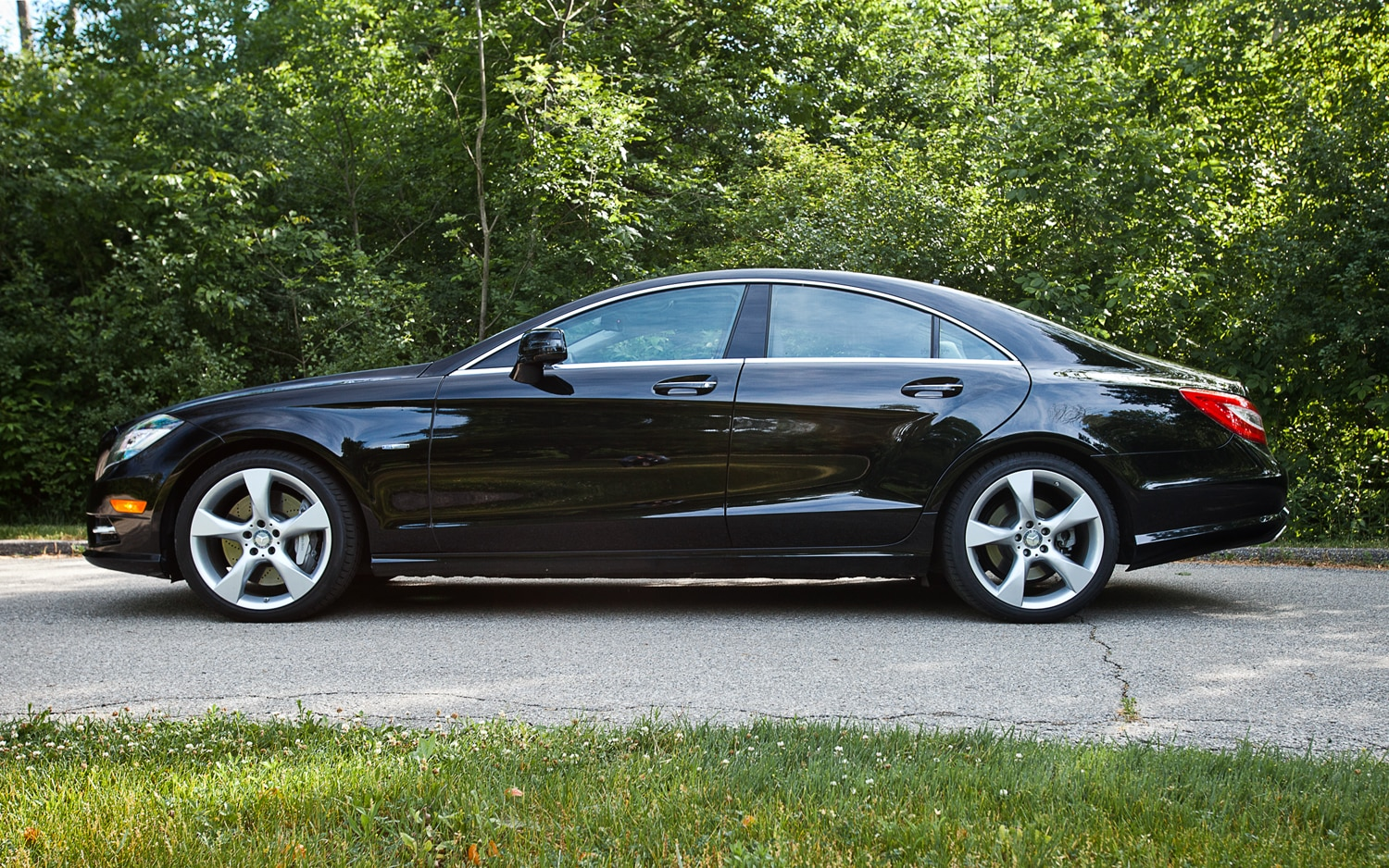 Image gallery cls 550 4matic for Cls 550 mercedes benz