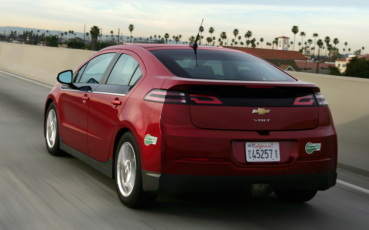 consumer reports says chevrolet volt owners most satisfied. Black Bedroom Furniture Sets. Home Design Ideas