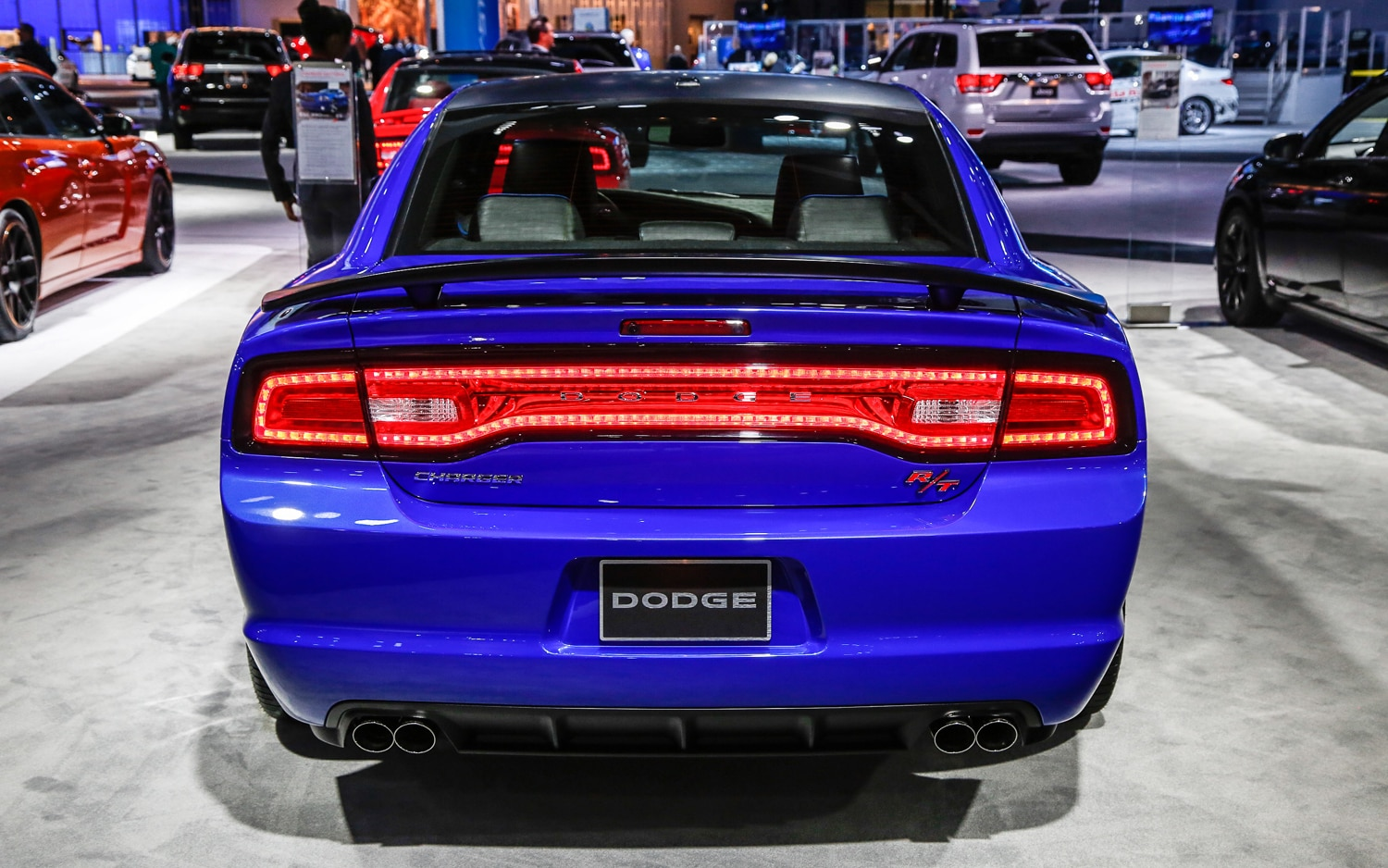 2013 Dodge Charger R/T Dressed Up In New Daytona Package