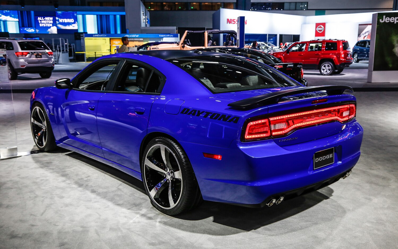 show more - 2013 Dodge Charger Daytona