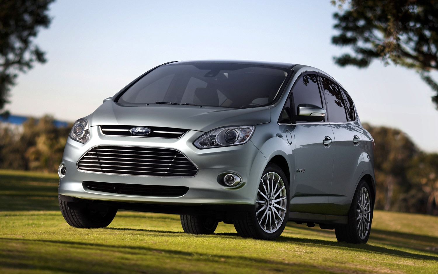 First Drive 2013 Ford C Max Energi Automobile Magazine