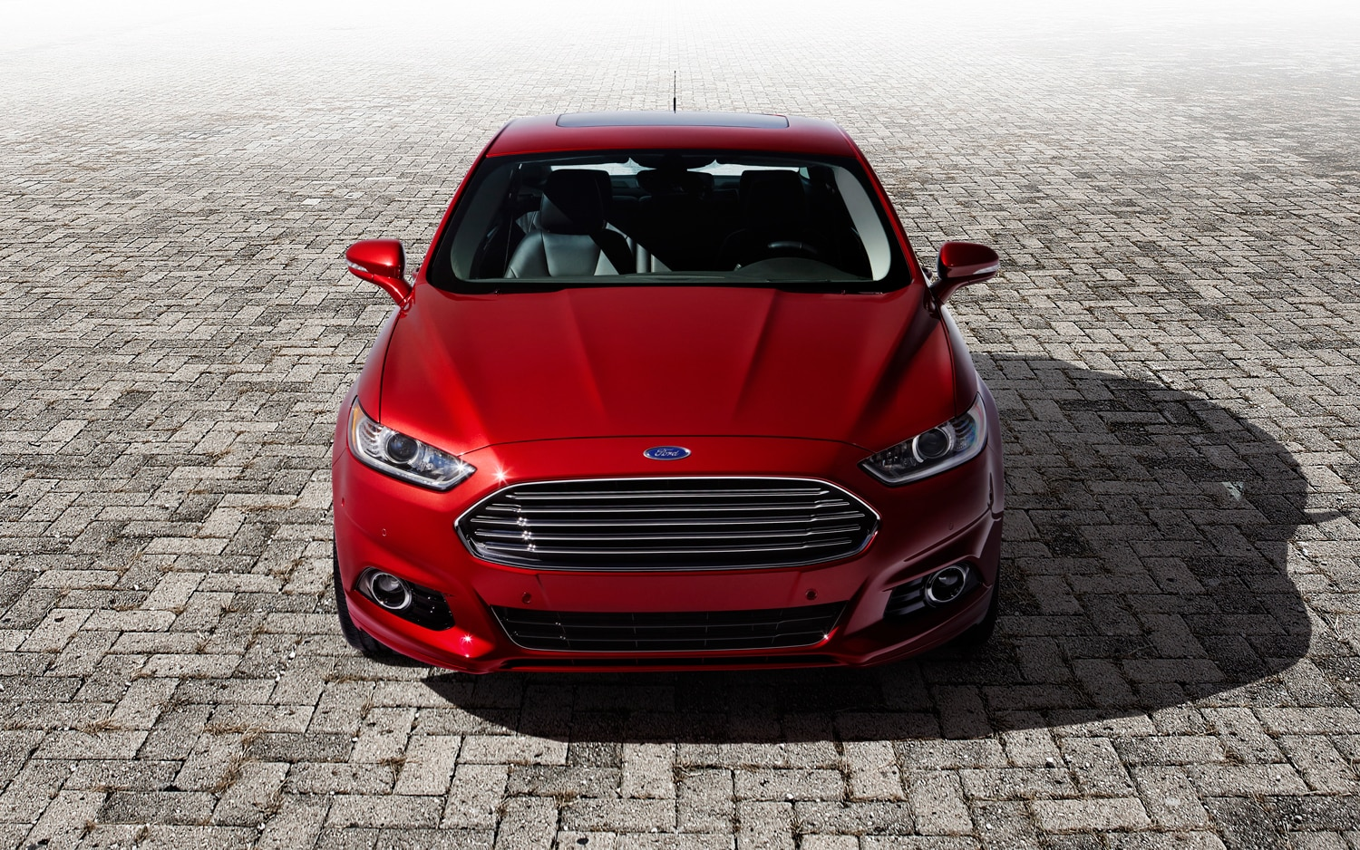 2013 Ford Fusion Front End2
