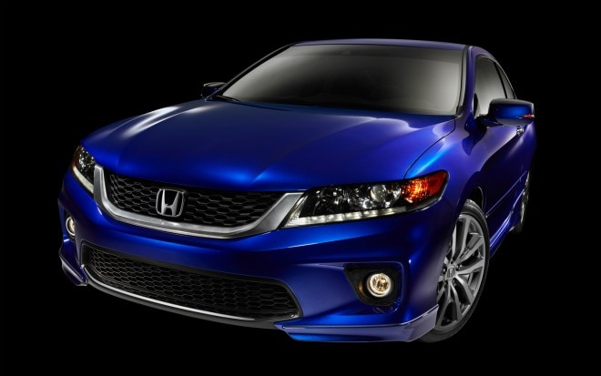 2013 Honda Accord Coupe V6 HFP Left Front 1 1 660x413