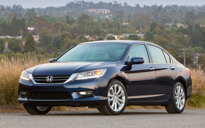 2013 Honda Accord Sedan Left Front Angle1 660x413
