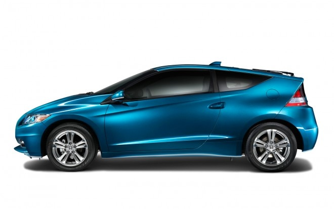 2013 Honda CR Z EX Profile1 660x413