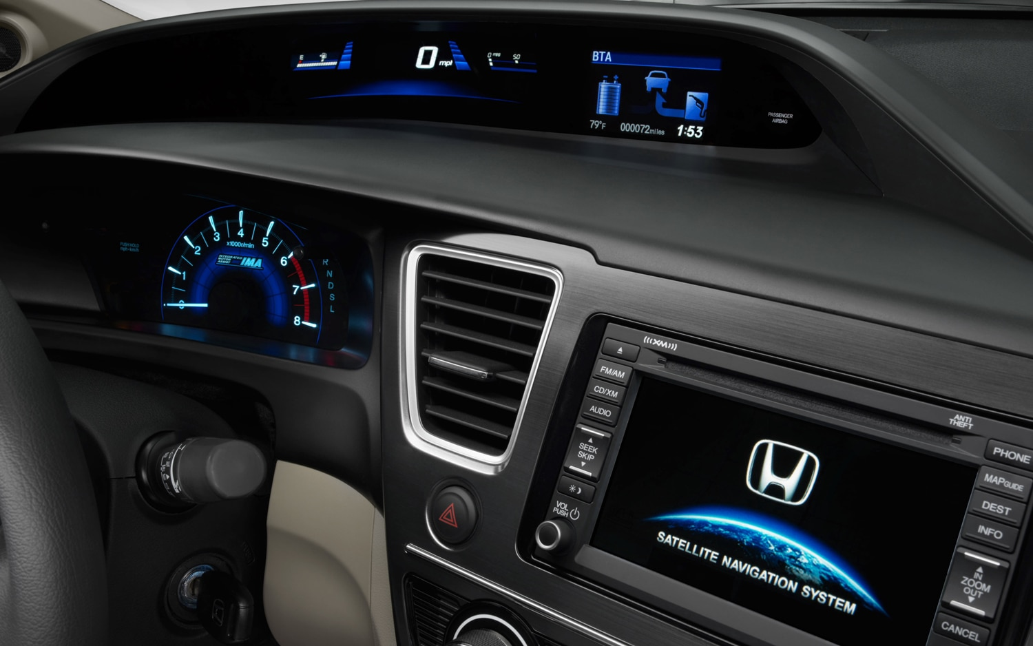 First drive 2013 honda civic automobile magazine mechanical ministrations biocorpaavc Image collections