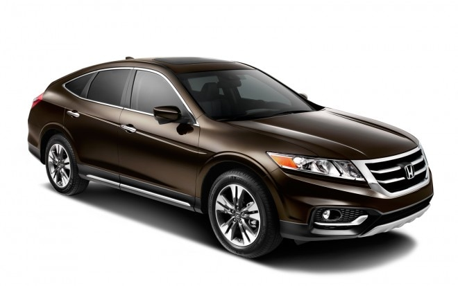 2013 Honda Crosstour Front Three Quarter1 660x413