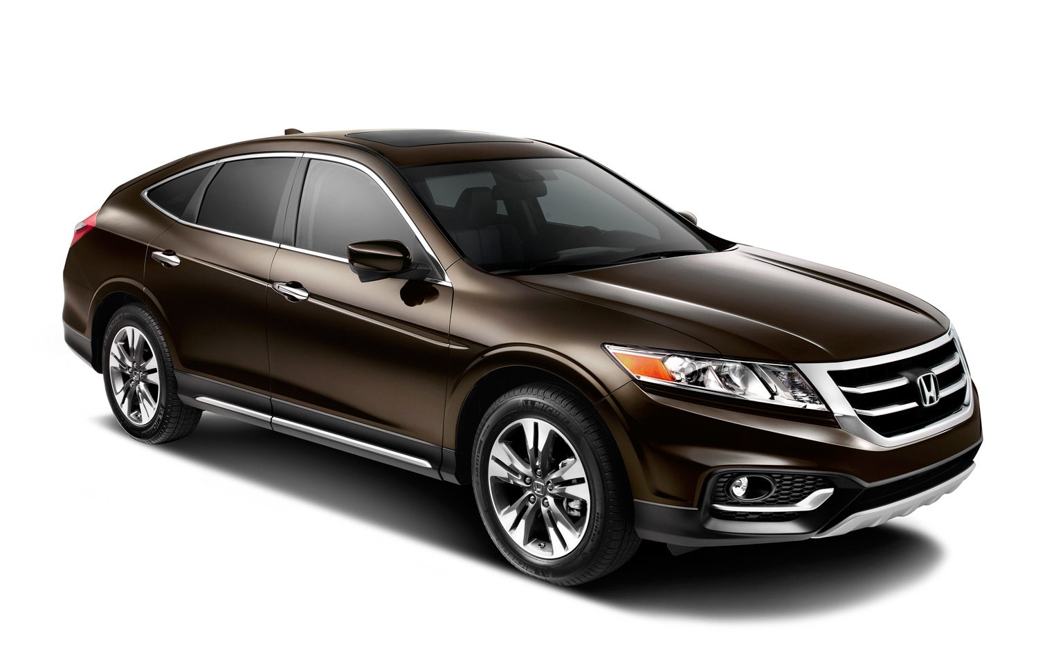 2013 Honda Crosstour Front Three Quarter1