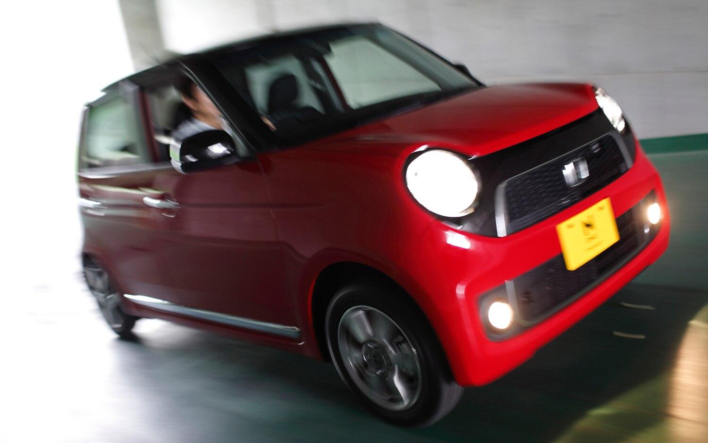 2013 Honda N One In Motion1
