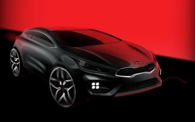 2013 Kia Pro Ceed GT Teaser 660x413