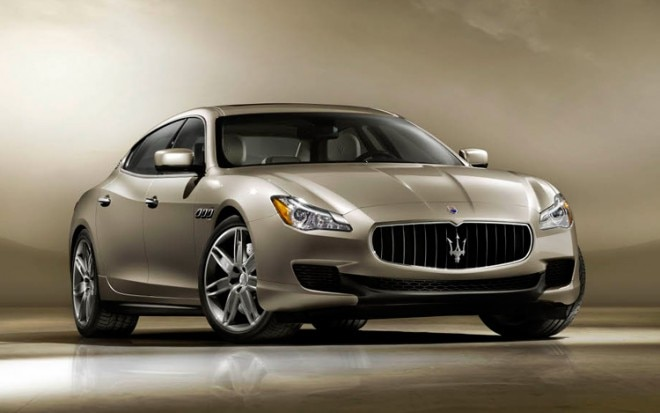 2013 Maserati Quattroporte Front Three Quarter2 660x413
