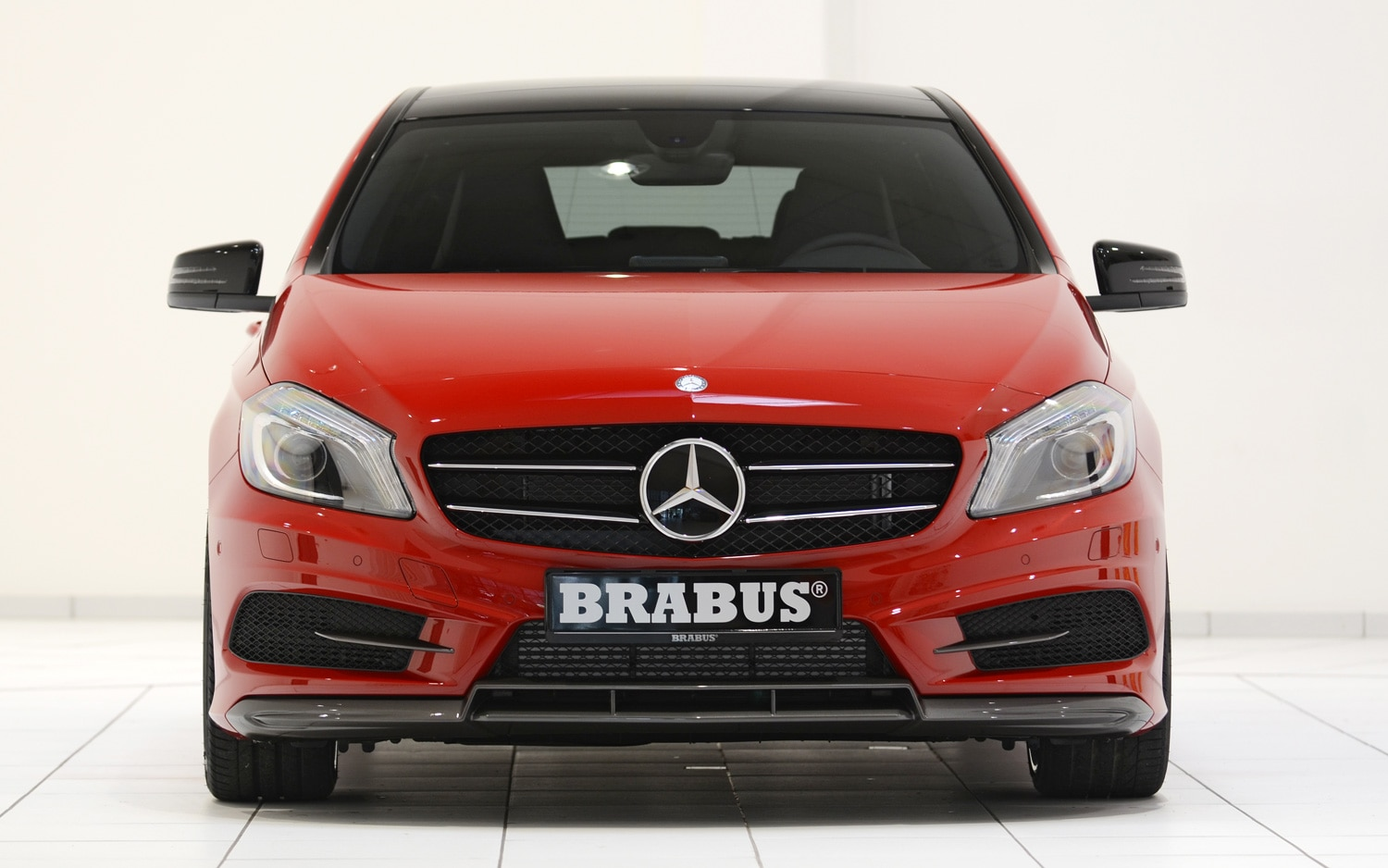 Brabus Reveals Styling Parts New Exhaust For Mercedes