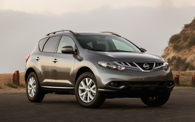 2013 Nissan Murano Front Angle1 660x413