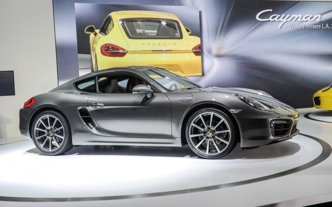2013 Porsche Cayman Front Three Quarters1 660x413