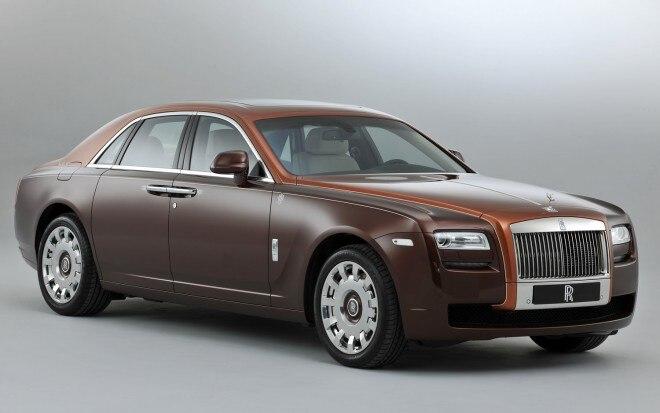 2013 Rolls Royce Ghost 1001 Nights Front Three Quarter1 660x413