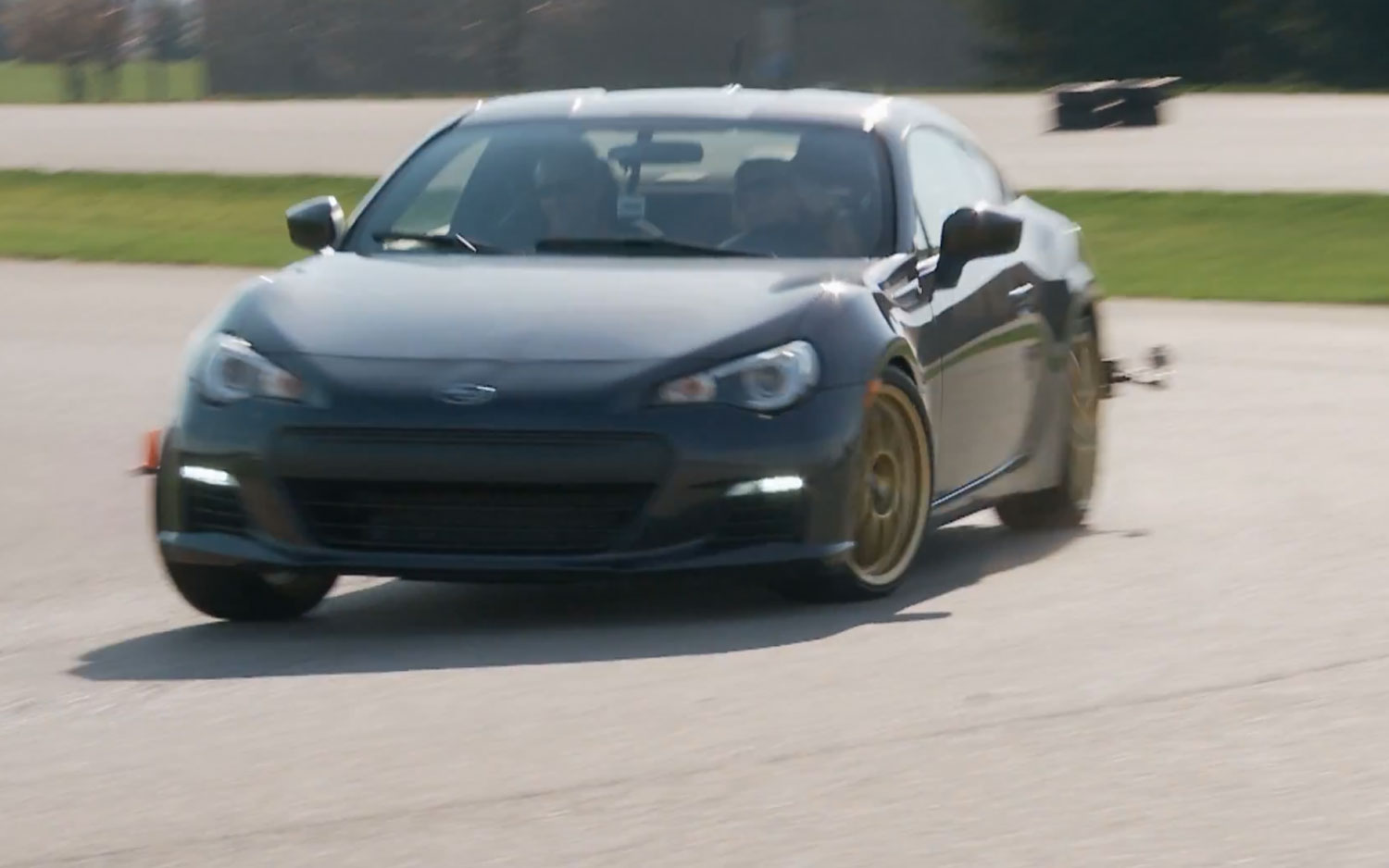 Feature Flick: Subaru BRZ Upgrades Rubber with Help from ...