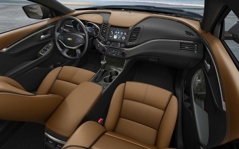 Impala 2015 interior night