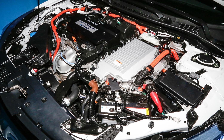 Honda Accord Hybrid Engine