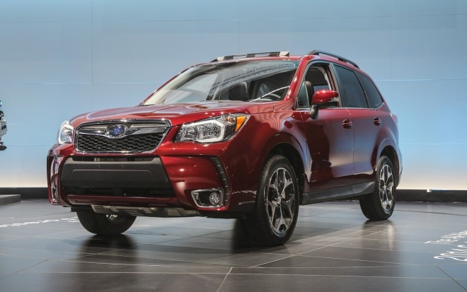 2014 Subaru Forester Front Three Quarter 21 660x413
