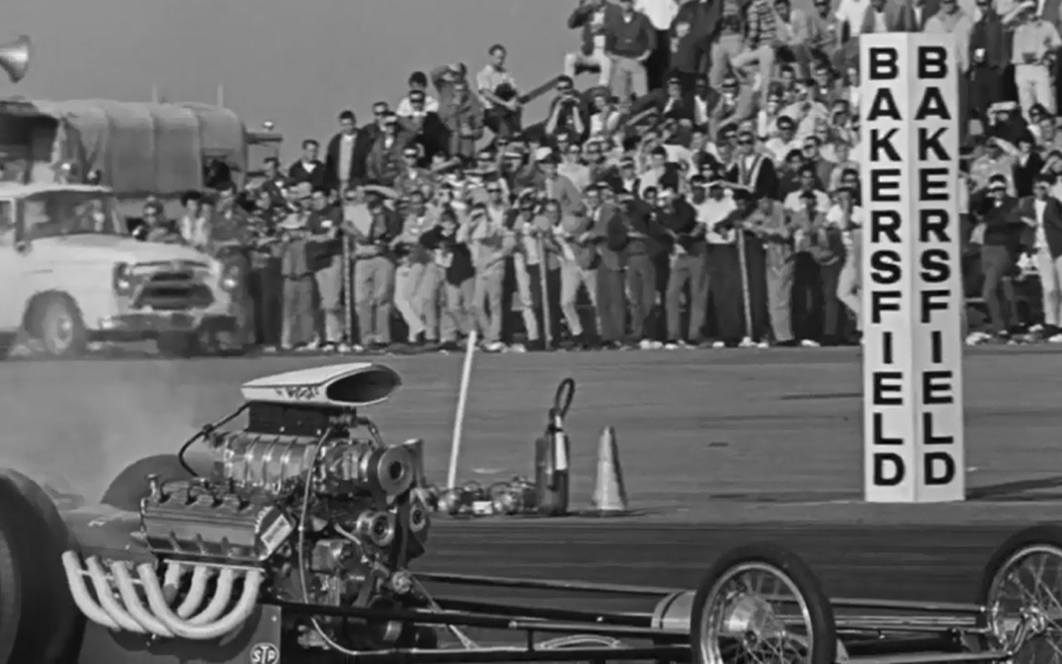 Bakersfield Famoso Drags 1960s1