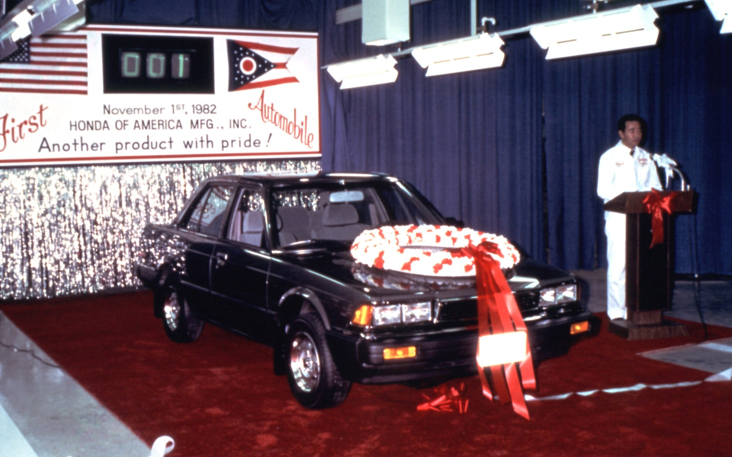 First 1983 Honda Accord At Marysville1