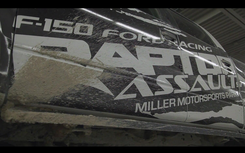 Ford SVT Raptor Assault Logo1