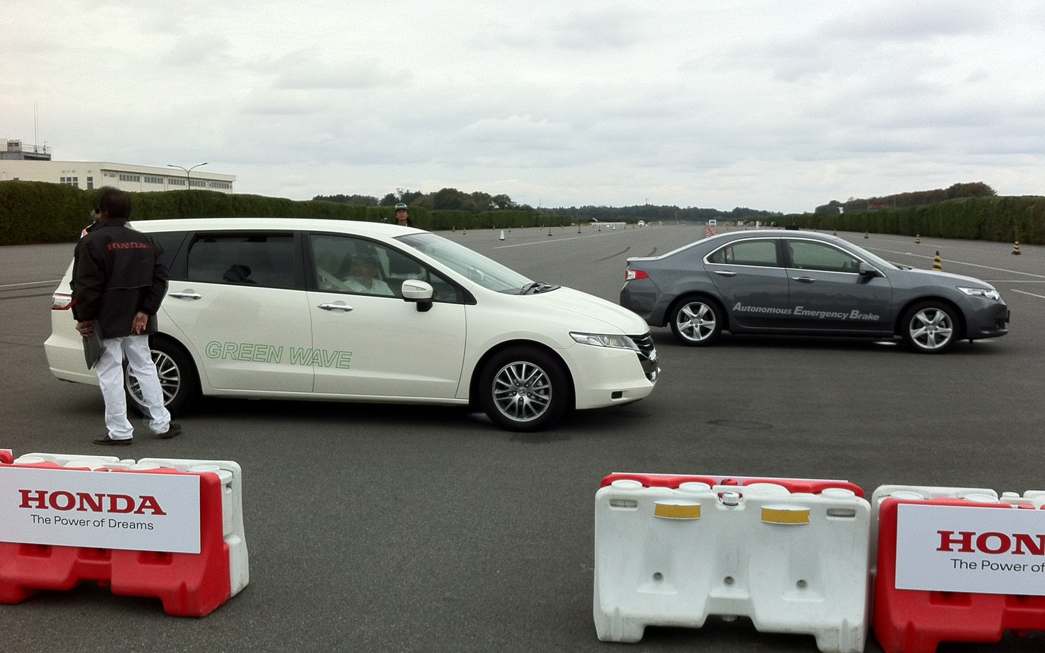 Honda AEB And Green Wave Prototypes 21