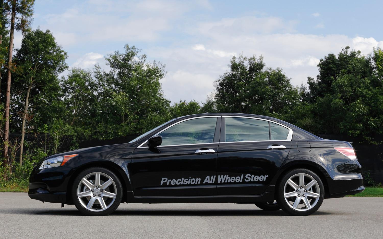 Honda Accord PAWS Prototype Profile1