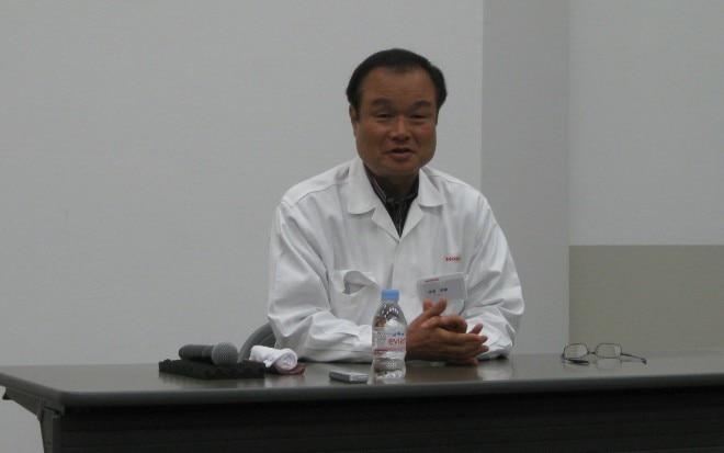 Honda CEO Takanobu Ito 11 660x413