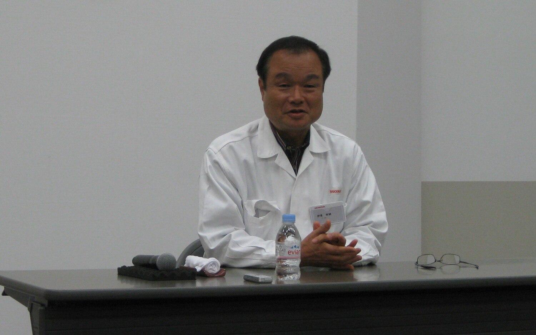 Honda CEO Takanobu Ito 11