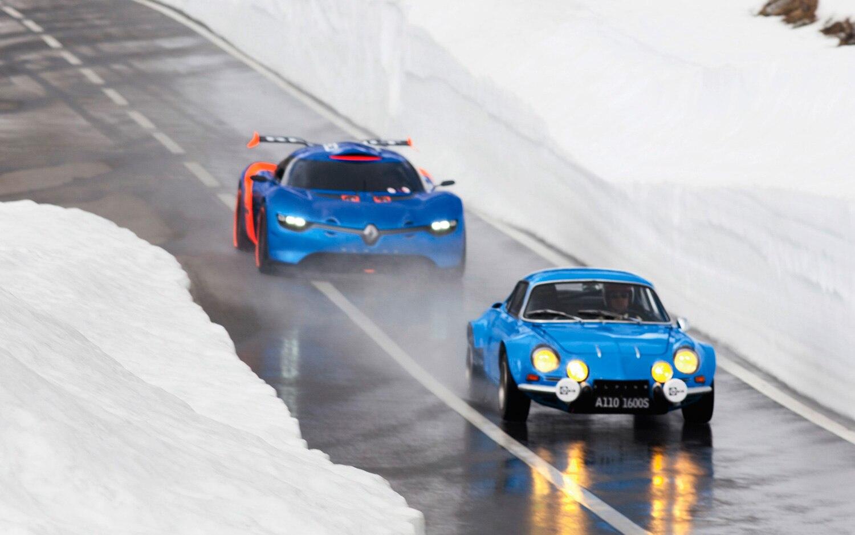 renault caterham partner to build sports cars revive alpine brand. Black Bedroom Furniture Sets. Home Design Ideas