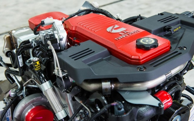 2 Millionth Dodge Ram Cummins Diesel Engine1 660x413