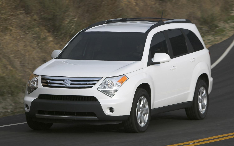 2007 Suzuki XL7 Driving1