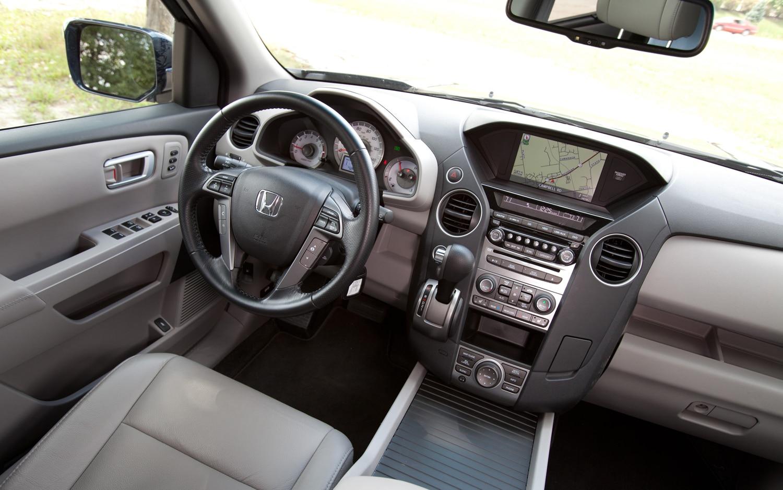 2012 Honda Pilot Touring Editors Notebook Automobile