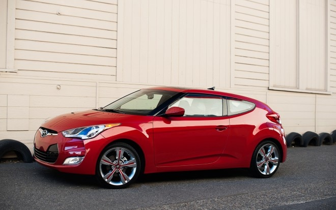 2012 Hyundai Veloster Front Three Quarter1 660x413