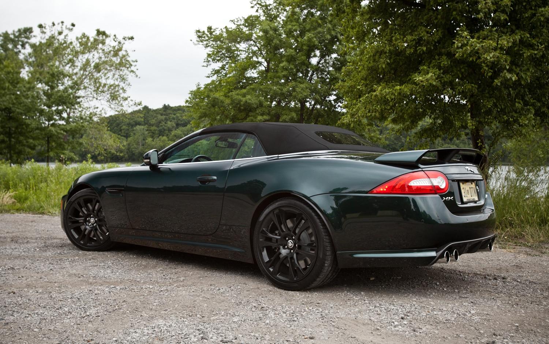 Jaguar XKRS Convertible Editors Notebook Automobile - 2012 jaguar xkr specs