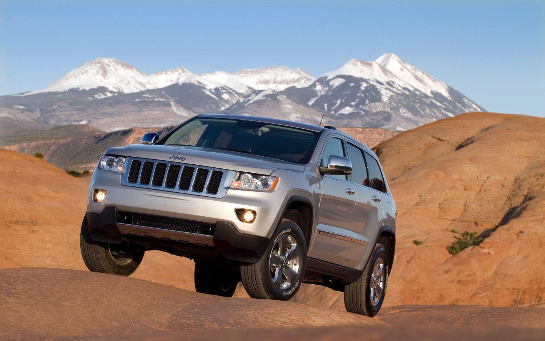 2012 jeep grand cherokee altitude 4x4 - editors' notebook