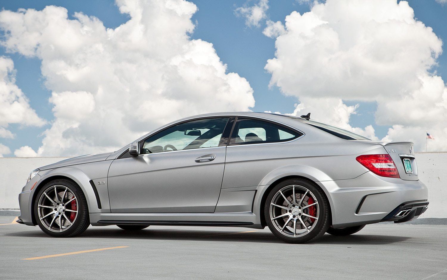 C63 Amg Black Series Interior Tag For Benz C63 Tag For