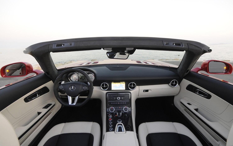 2012 MercedesBenz SLS AMG Roadster  Editors Notebook