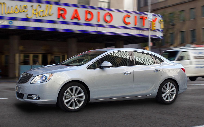General Motors Idled Chevrolet Sonic Buick Verano