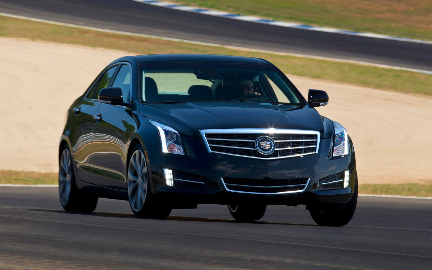 nhtsa gives 2013 cadillac ats perfect score and five star overall rating. Black Bedroom Furniture Sets. Home Design Ideas