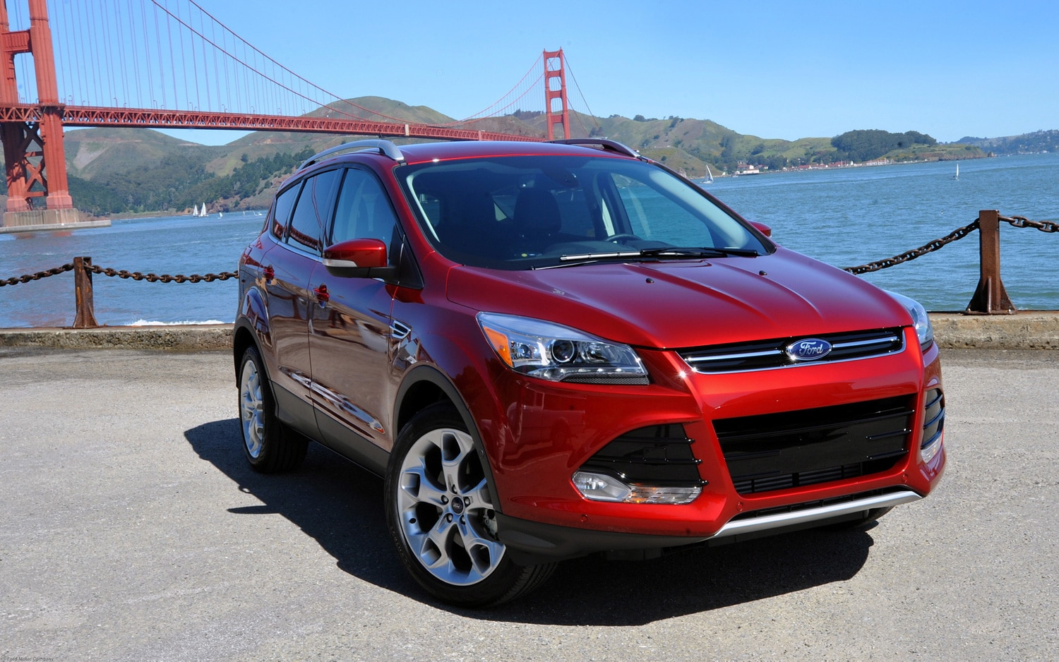 2013 Ford Escape Right Front 111