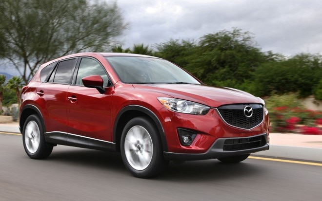 2013 Mazda CX 5 Front Three Quarter1 660x413