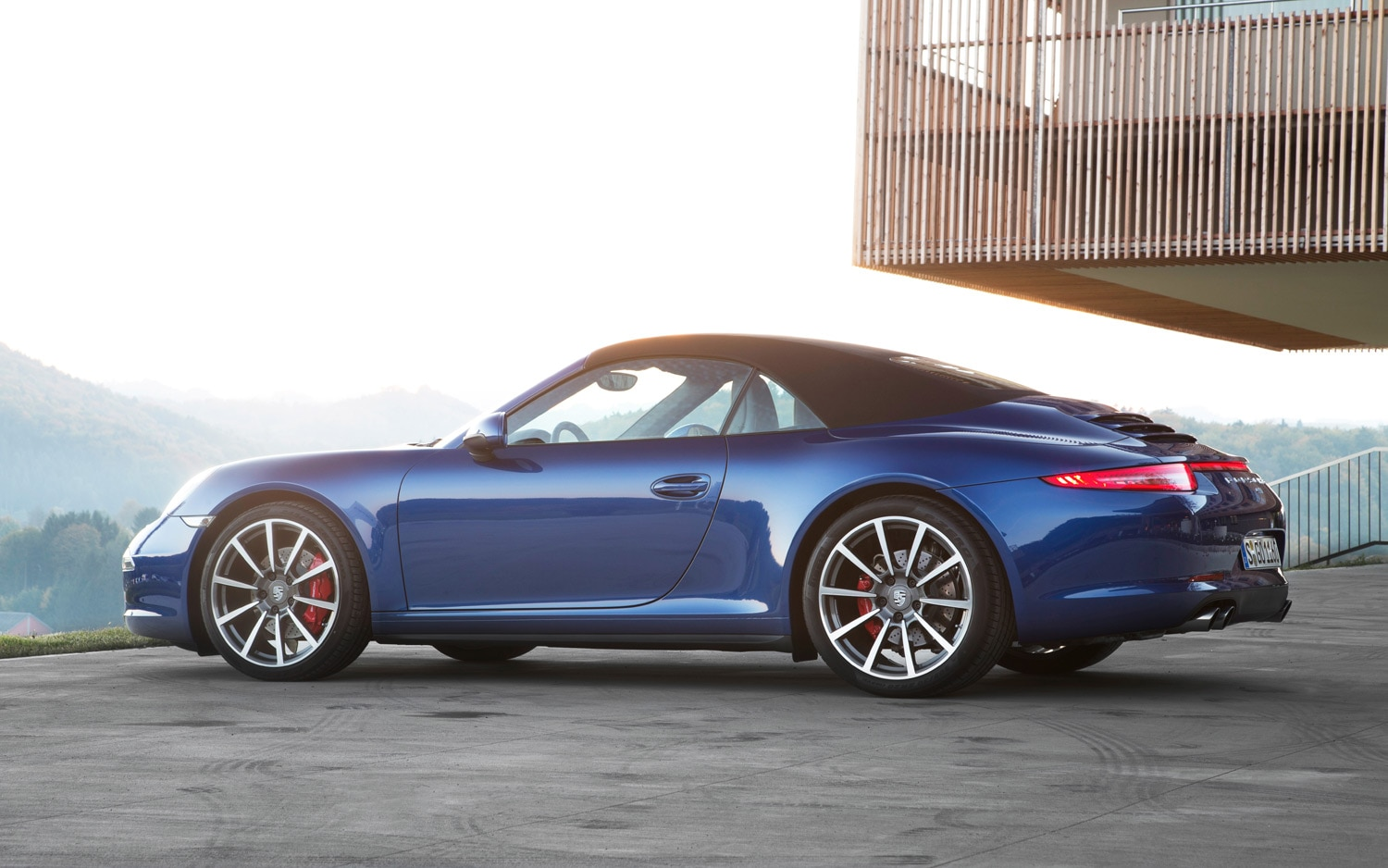 First Drive 2013 Porsche 911 C4 Automobile Magazine