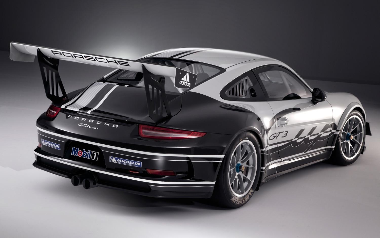 2013 Porsche 911 GT3 Cup Right Rear Angle1